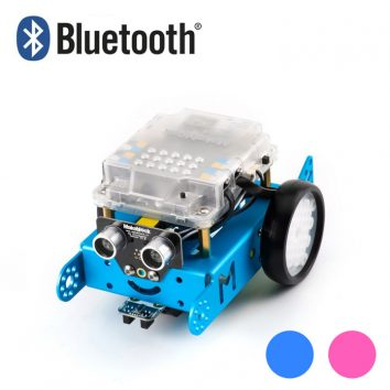 robot educativo bluetooth