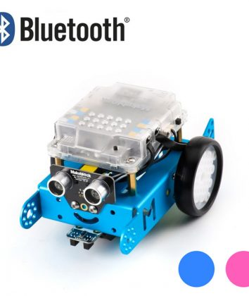 robot educativo bluetooth