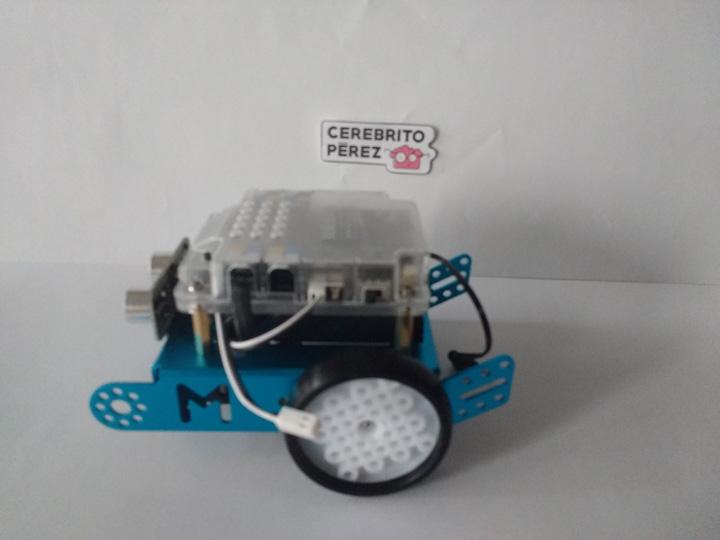motor izquierdo m1