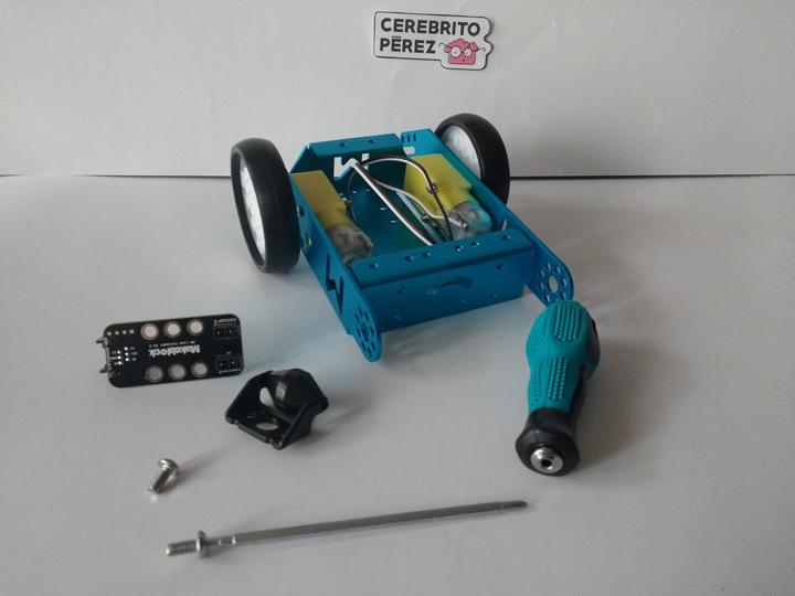 sensor y rueda
