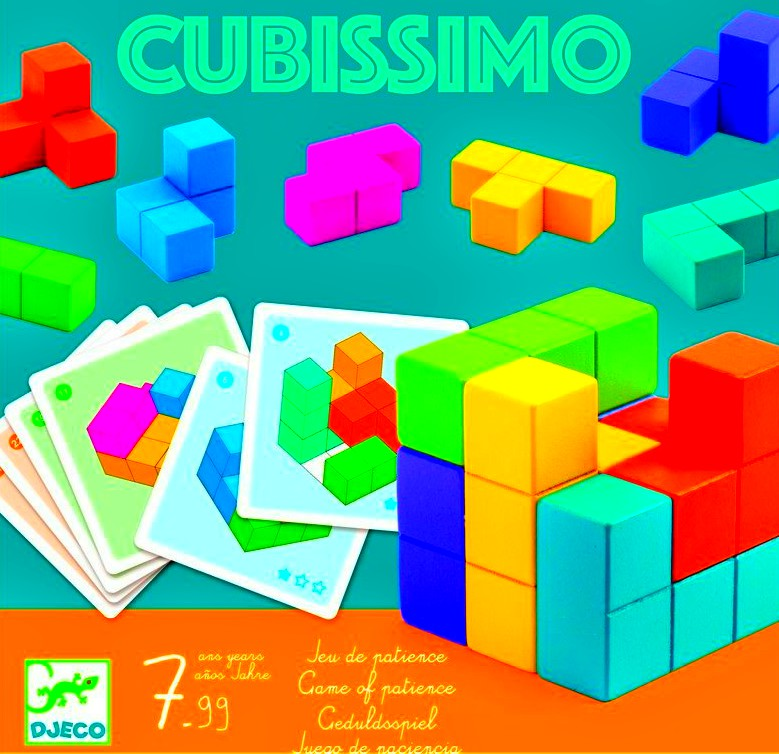 Cubissimo DJECO