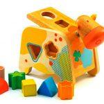 Rompecabezas de madera, encajables y puzzles infantiles