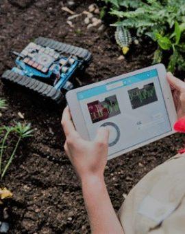 Robots programables para niños