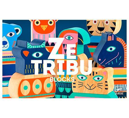 Ze Tribu bloques