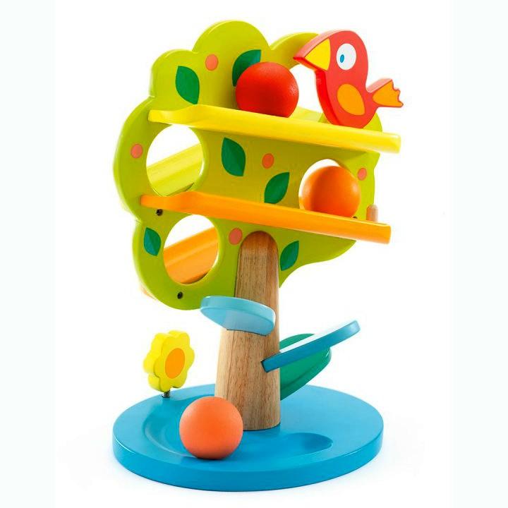Árbol de bolas Tac Boum Pom Djeco