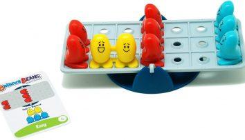 juego balance bean thinkfun