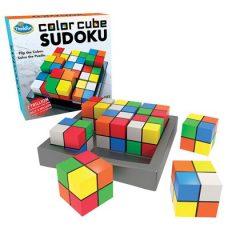 color cube piezas
