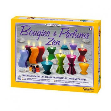 bougies & parfums zen velas