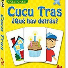 juego cartas niños