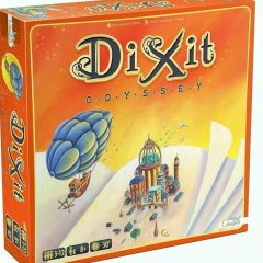 dixit odyssey libellud