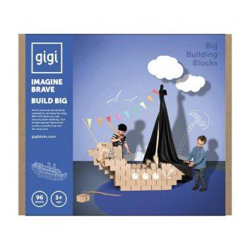 Gigi blocks 96 piezas
