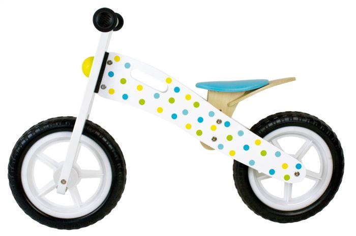 Bicicleta lunares azul Jabadabado