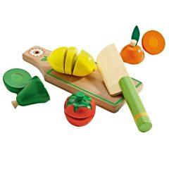 Set de frutas y vegetales de Djeco