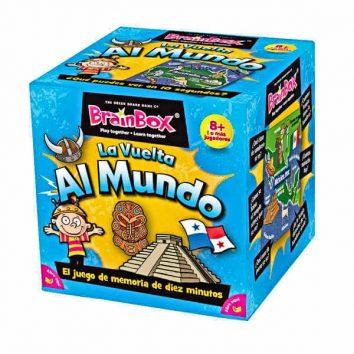 Caja Brainbox La Vuelta al Mundo