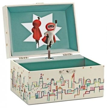 Caja musical Mr. Moon de Djeco