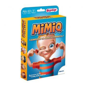 """Juego de cartas """"Mimiq"""""""