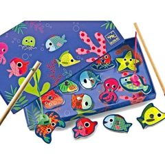 Juego Fishing Colour de Djeco