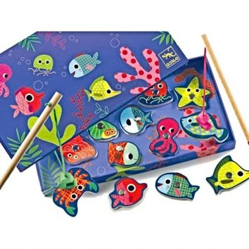 Juego Fishing Colour de Djeco