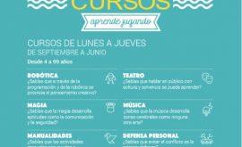 Cursos extraescolares Getxo 2018/19