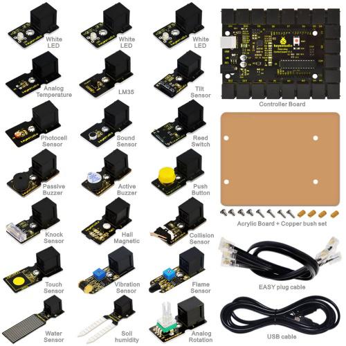 KIT Educativo Arduino