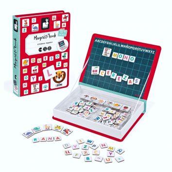 Magnetibook alfabeto en español de Janod