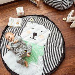 Saco Play & Go Soft Oso Polar