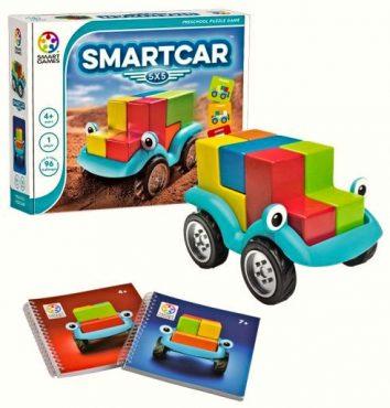 Smartcar 5x5 de Smart Games