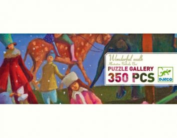 Puzle Gallery Wonderful Walk de Djeco