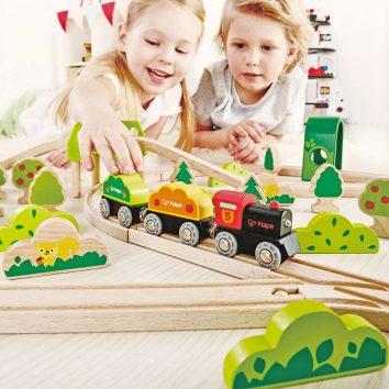 Circuito de tren Bosque de Hape