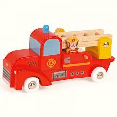 Camión de bomberos Story de Janod