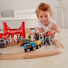 Circuito de tren Hape Ferrocarril