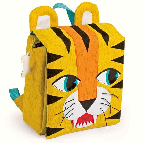 mochila tigre portadon reto