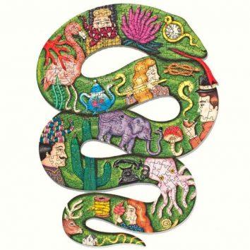 Puzzle Art 350 piezas Boa Djeco
