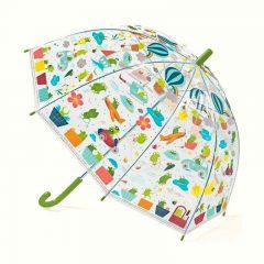 Paraguas estampado ranitas de Djeco