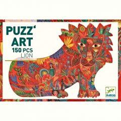 Puzz Art 150 piezas León de Djeco