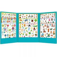Carpeta con 1000 pegatinas Djeco