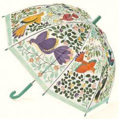 Paraguas Flores y pájaros de Djeco