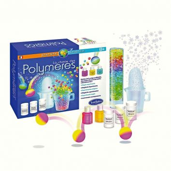 La Química de los Polímeros de SentoSphère