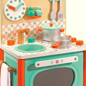 La cocina de Leo Djeco