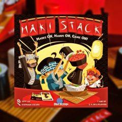 Maki Stack de Mercurio