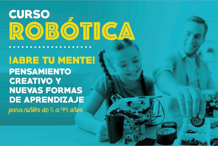 Curso de Robotica en Getxo - Cerebrito Perez