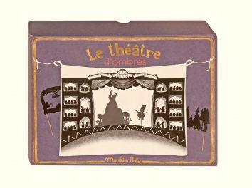 Teatro de sombras de Moulin Roty