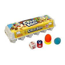 Juego Crazy Eggz