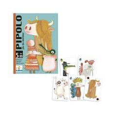Cartas Pipolo Djeco