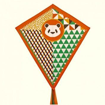 Cometa panda de Djeco