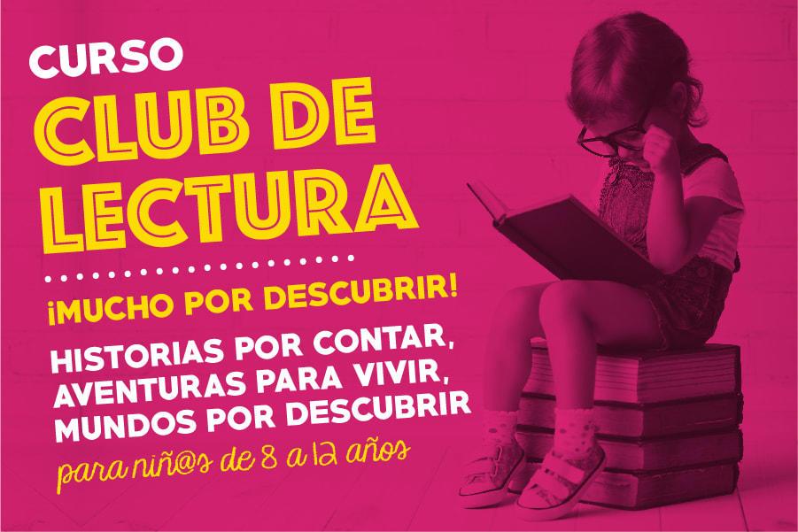 Club de lectura para niños en Cerebrito Perez