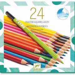 24 lápices acuarelables