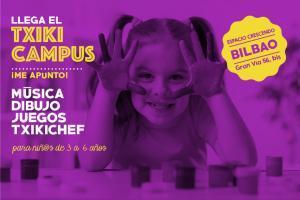 TxikiCAmpus Cerebrito Perez Algorta y Bilbao
