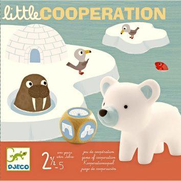 Little Cooperation de Djeco