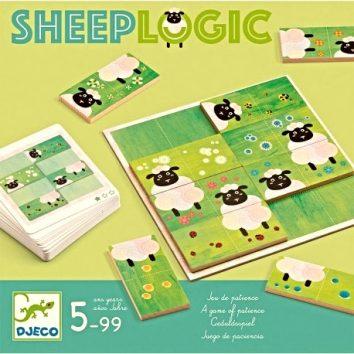 Juego Sheep Logic Djeco